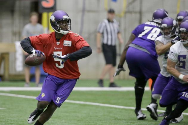 Minnesota Vikings: Setting Realistic Training Camp Expectations for Each Rookie