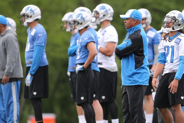 8 Players Who Might Find Themselves on Detroit's Practice Squad in 2014