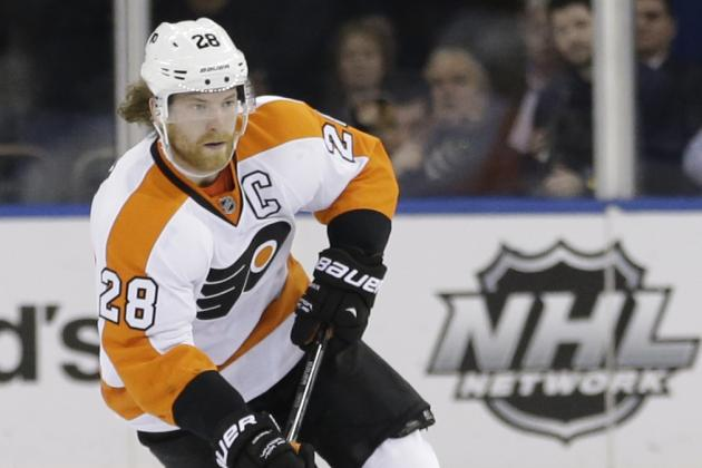 Ranking the 5 Best 1st-Round Draft Picks in Philadelphia Flyers History
