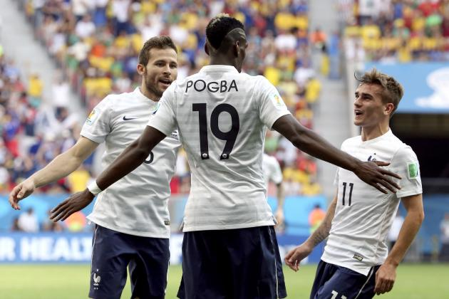 France vs. Nigeria: 6 Things We Learned