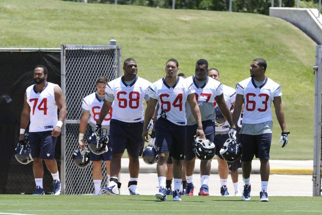 Setting Realistic Training Camp Expectations for Each Houston Texans Rookie