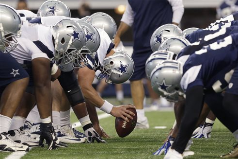 5 Players Who Might Find Themselves on Dallas Cowboys Practice Squad in 2014