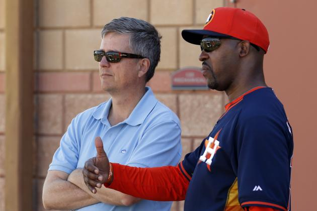 Houston Astros Trade Rumors: Latest Updates, News and Reaction