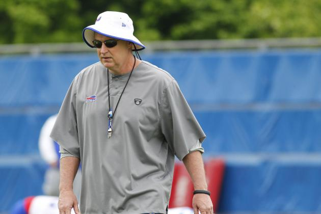 Predicting the Last 5 In, Last 5 out for Buffalo Bills' Final 53-Man Roster
