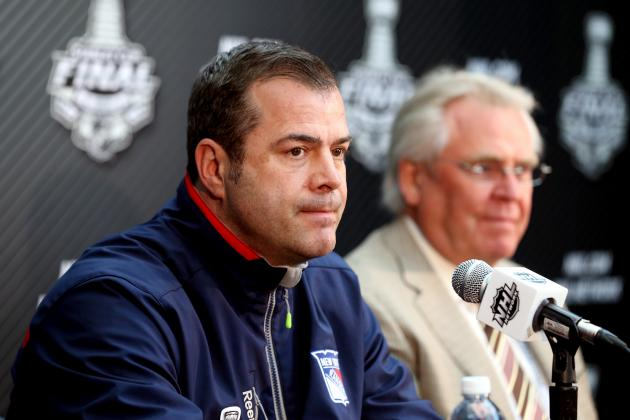 Potential Replacements for Rumored New York Ranger Departures