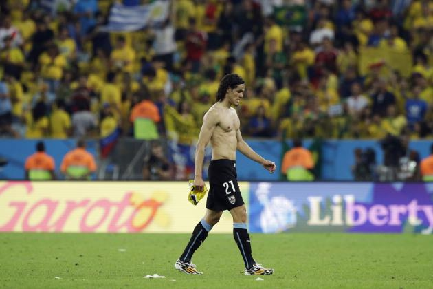 What Went Wrong for Uruguay at the Brazil 2014 World Cup?