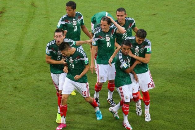 10 Defining Moments of Mexico's 2014 World Cup Campaign
