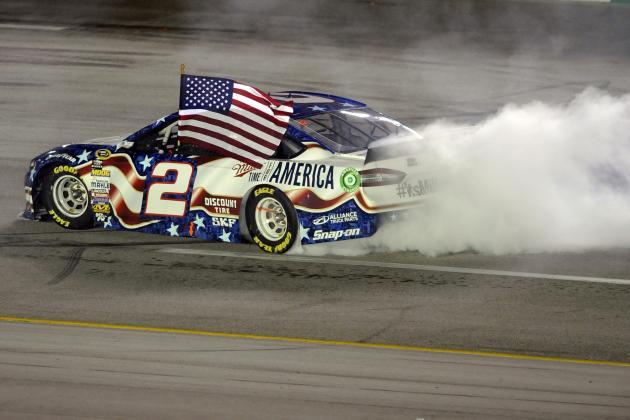 2014 NASCAR Sprint Cup Driver Rankings: Week 18 Edition