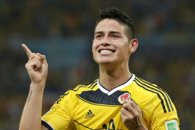 Everything You Need to Know About Colombia Superstar James Rodriguez