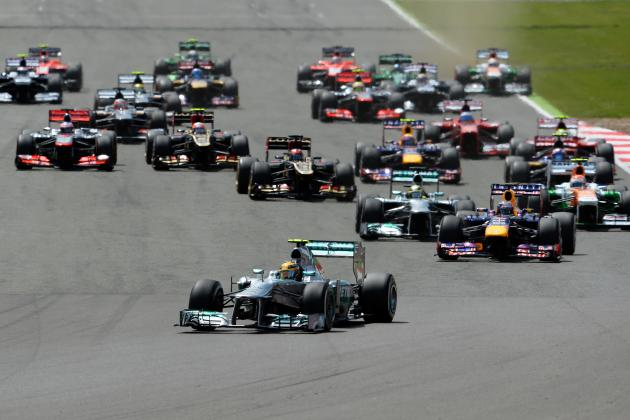 British GP 2014 Location: 10 Key Facts About Silverstone