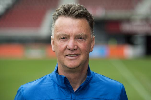 How the World Cup Has Made Louis Van Gaal a Better Manager
