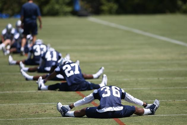 Predicting the Last 5 In, Last 5 out for Dallas Cowboys' Final 53-Man Roster
