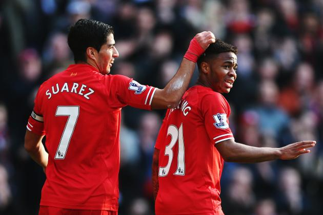 B/R Gossip Roundup: Real's Sterling Bid Set to Stall, Suarez's Sorry Cuts No Ice