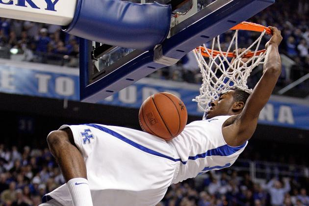 Kentucky Basketball: Ranking Wildcats' Best Dunkers from the Past Decade