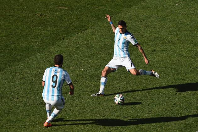 Argentina vs. Switzerland: 6 Things We Learned