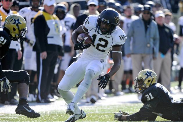 Wake Forest Football Preview: The 2014 Schedule