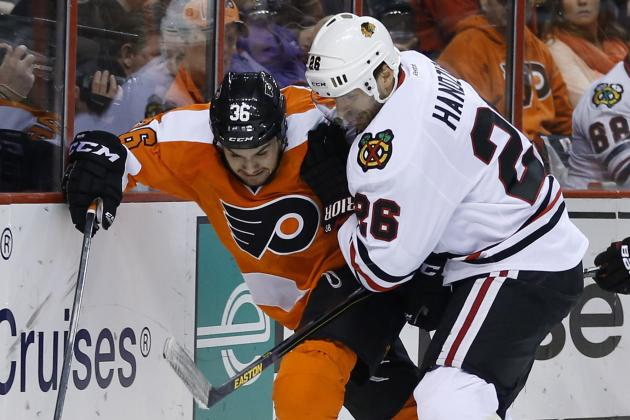 5 Perfect Fits for Philadelphia Flyers in 2014 Free Agency