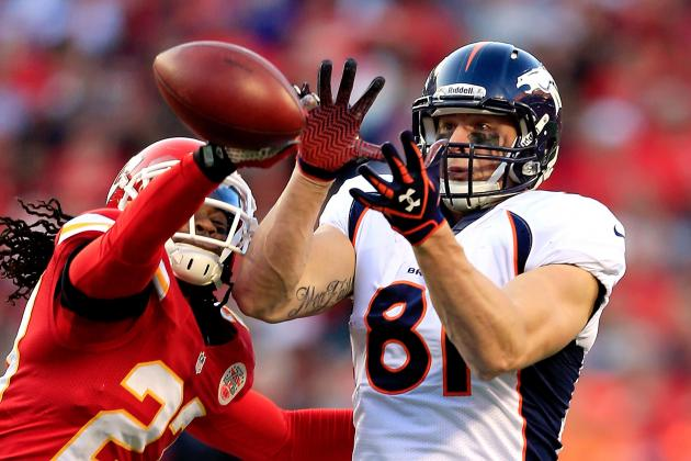 Predicting the Last 5 In, Last 5 out for Denver Broncos' Final 53-Man Roster