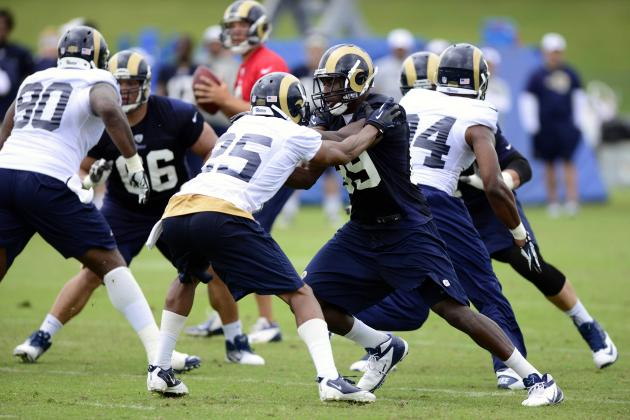 Predicting the Last 5 In, First 5 Out for St. Louis Rams' Final 53-Man Roster