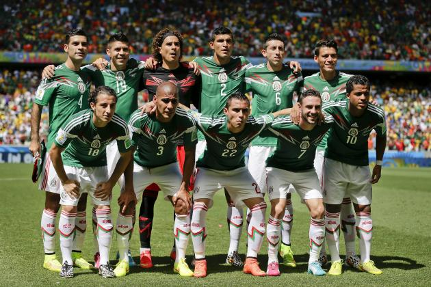 Winners and Losers from Mexico's 2014 World Cup Campaign