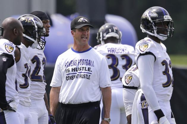 Setting Realistic Training Camp Expectations for Notable Ravens Rookies