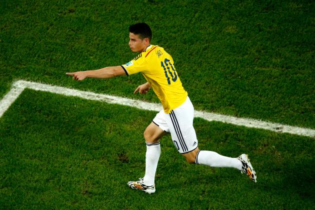 10 Players Whose Stock Rose During 2014 World Cup 2nd Round Stage