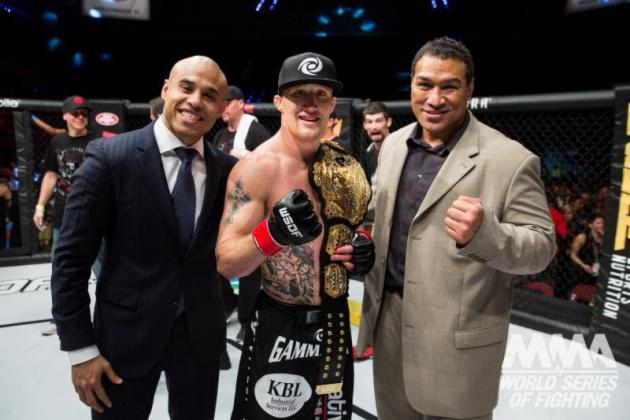 Justin Gaethje vs. Nick Newell: Complete Guide to WSOF 11 Main Card