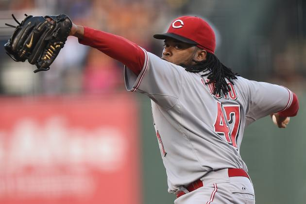 Ranking the Cincinnati Reds' Best All-Star Game Candidates