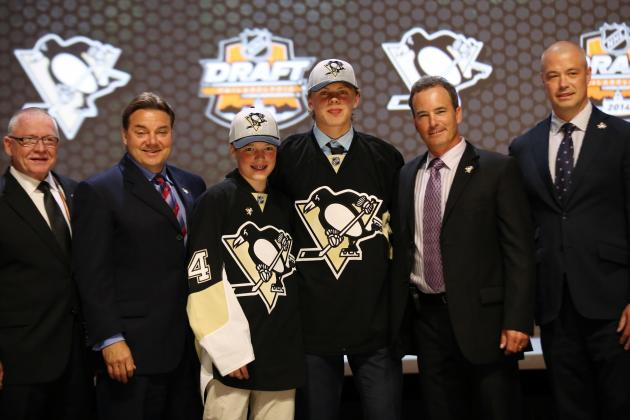 NHL ETAs for Pittsburgh Penguins' 2014 Draft Picks