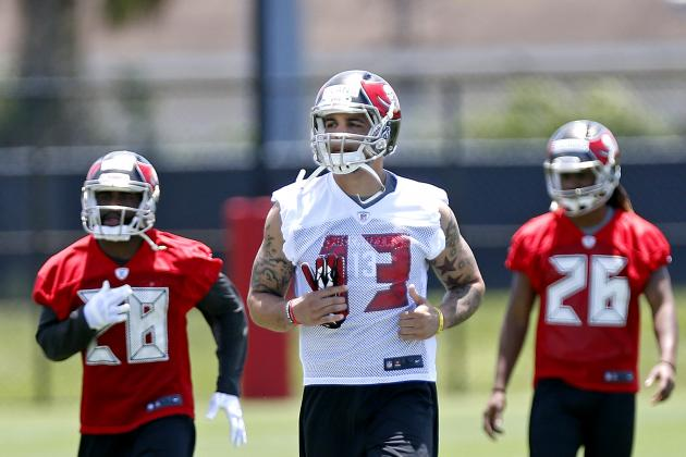 Setting Realistic Training Camp Expectations for Each Buccaneer Rookie