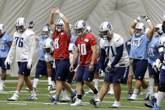 10 Players on the Bubble of Making the Tennessee Titans Roster