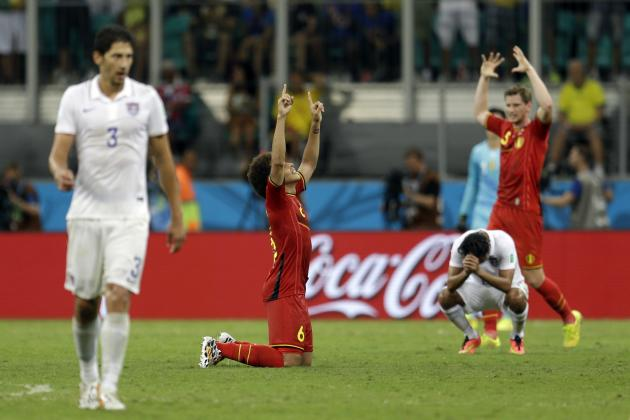 World Cup 2014: 10 Most Controversial Moments from 2nd-Round Stage Games