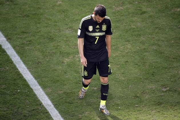 10 Defining Moments in Spain's 2014 World Cup Campaign
