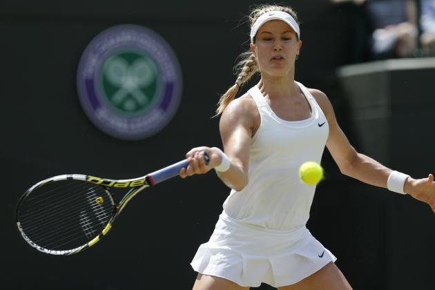 Wimbledon 2014 Women's Semifinal: Bouchard vs. Halep Preview and Prediction