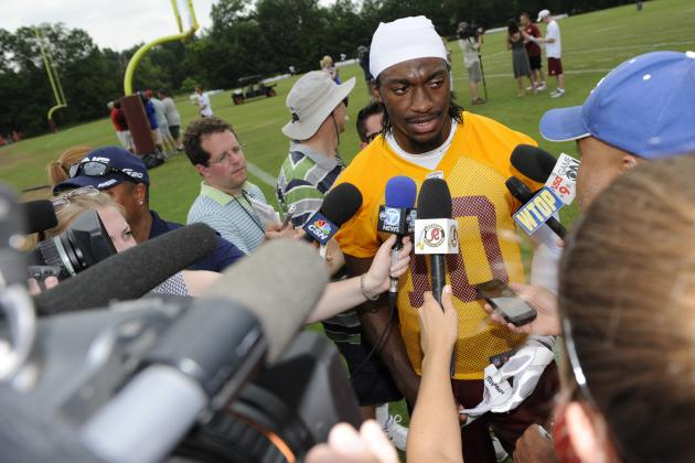 Washington Redskins' 5 Biggest Question Marks Ahead of Training Camp