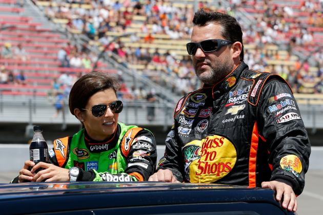 Big-Name NASCAR Sprint Cup Drivers Who Are Most in Danger of Missing the Chase
