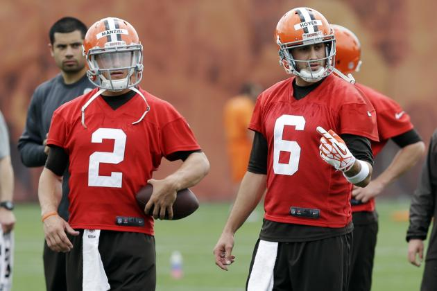 NFL Position Battles That Won't Be Decided Until the End of Training Camp