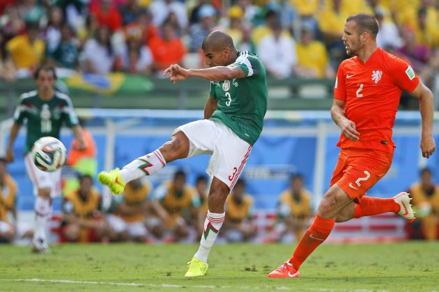 5 Players Mexico Need to Axe Following 2014 World Cup Campaign