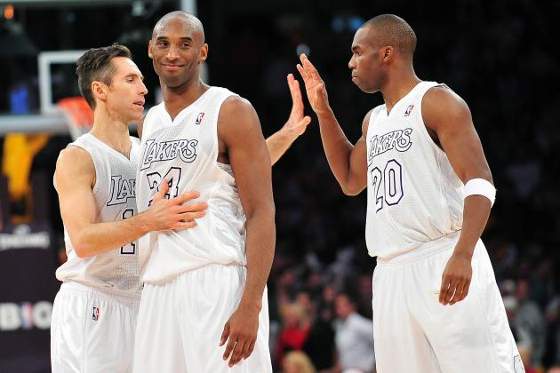 Best Potential Free Agents for Los Angeles Lakers to Replace Jodie Meeks