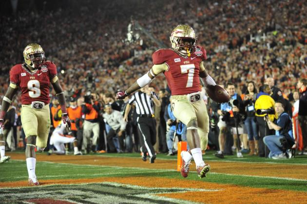 Power Ranking the Top 25 Fastest College Football Players for 2014