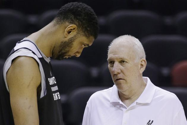 San Antonio Spurs 2014 NBA Free-Agency Big Board: Top Targets Post-Draft