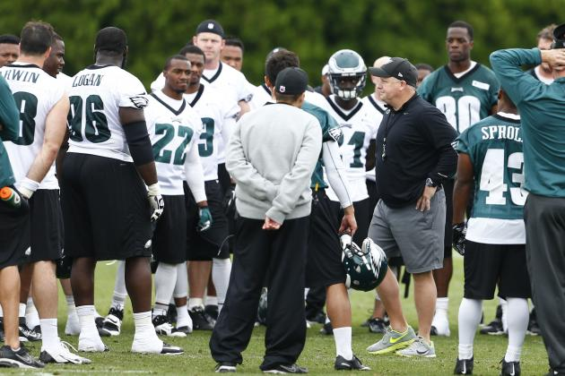Predicting Last 5 In, Last 5 out for Philadelphia Eagles Final 53-Man Roster