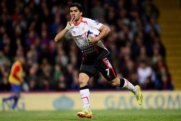 Power Ranking the Week's 20 Hottest Transfer Rumours: Luis Suarez to Barcelona