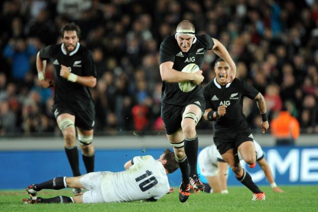 Power Ranking Top-10 Rugby Nations After Summer Internationals
