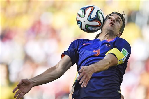 Picking a Combined Netherlands vs. Costa Rica 2014 World Cup XI