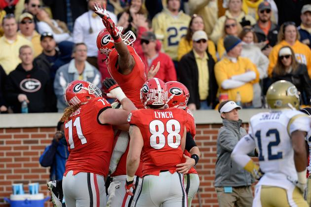 Georgia Football: 4 Bulldogs Who Are Poised for a Breakout Season in 2014