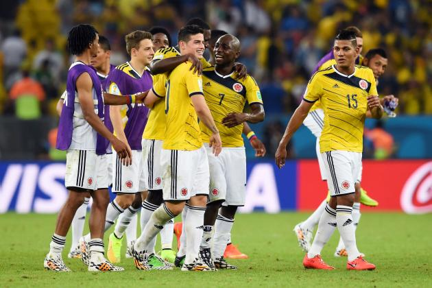 Key Battles That Will Shape Brazil's Clash with Colombia