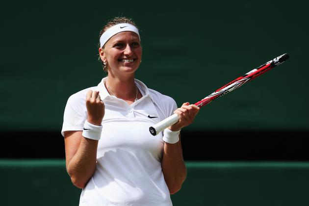 Wimbledon 2014 Women's Final: Kvitova vs. Bouchard Preview and Prediction