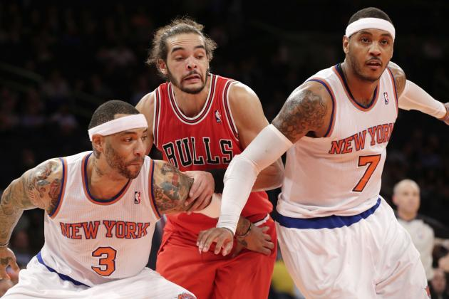 Ranking NY Knicks' Most Believable 2014 NBA Free-Agency Rumors