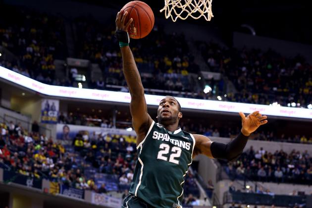 Michigan State Basketball: Ranking the Spartans with the Most NBA Potential